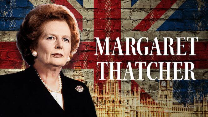 Margaret Thatcher: The Iron Lady on Netflix UK
