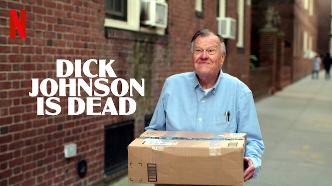 Dick Johnson Is Dead on Netflix UK