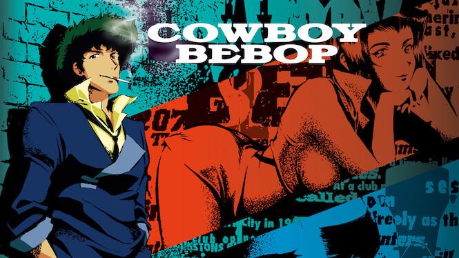 Cowboy Bebop on Netflix UK