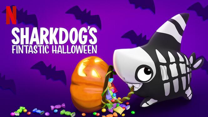 Sharkdog's Fintastic Halloween on Netflix UK