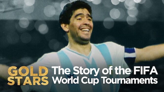 Gold Stars: The Story of the FIFA World Cup Tournaments on Netflix UK