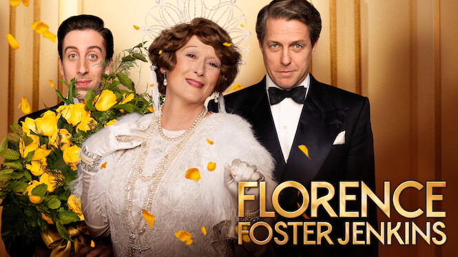 Florence Foster Jenkins on Netflix UK