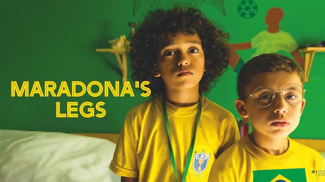 Maradona's Legs on Netflix UK