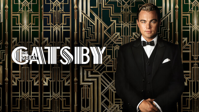 The Great Gatsby on Netflix UK