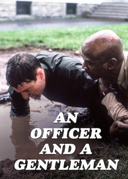 An Officer and a Gentleman on Netflix UK