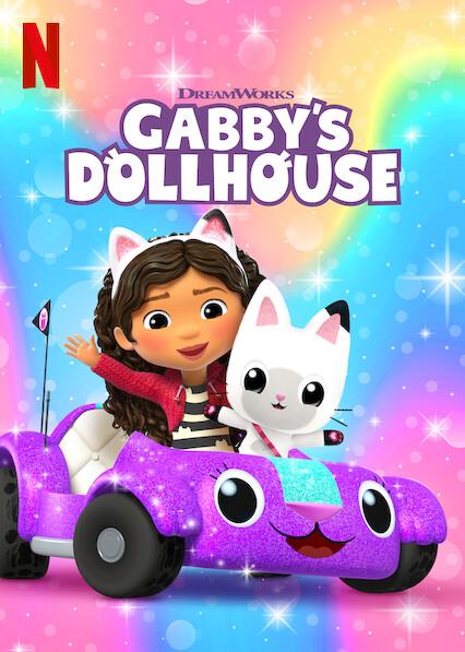 Gabby's Dollhouse on Netflix UK