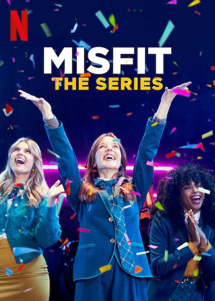 Misfit: The Series on Netflix UK
