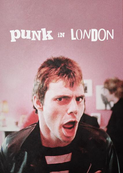 Punk in London on Netflix UK