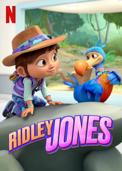 Ridley Jones on Netflix UK
