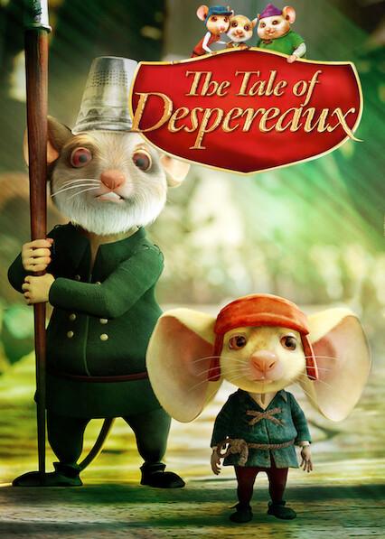 The Tale of Despereaux on Netflix
