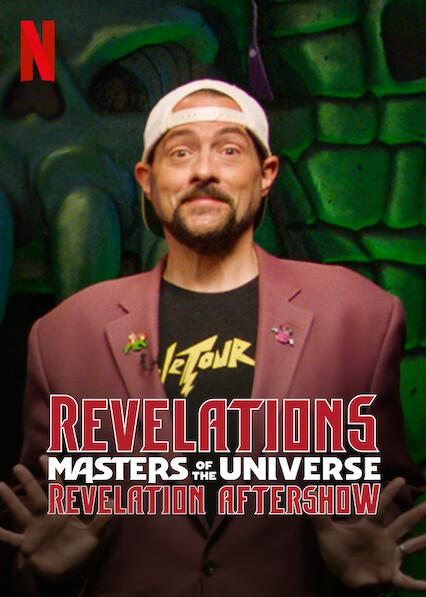 Revelations: The Masters of the Universe: Revelation Aftershow on Netflix UK