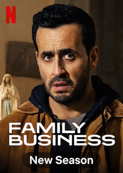 Family Business on Netflix UK