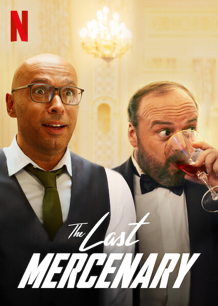 The Last Mercenary on Netflix UK