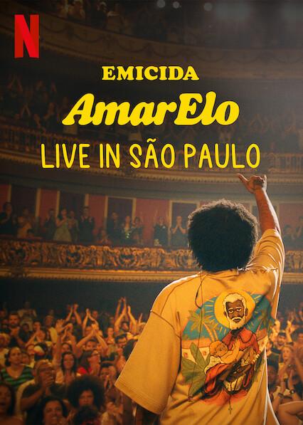 Emicida: AmarElo - Live in São Paulo