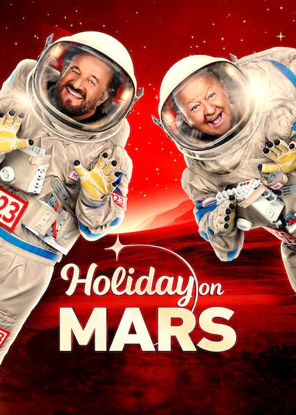 Holiday on Mars