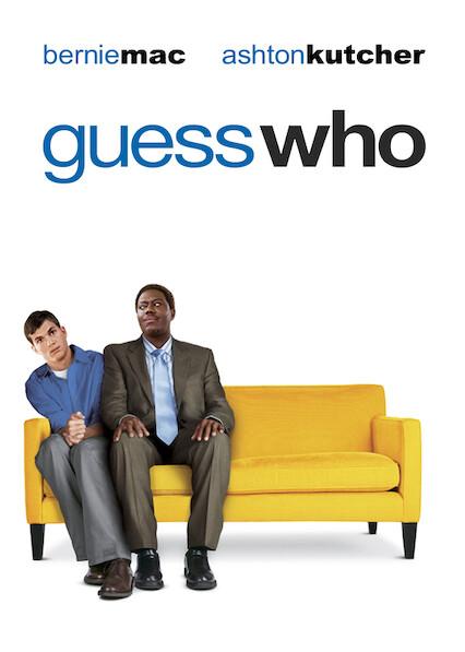 Guess Who on Netflix UK