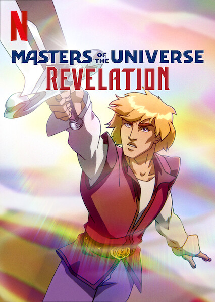Masters of the Universe: Revelation on Netflix UK