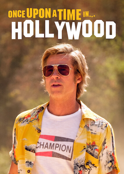 Once Upon a Time in Hollywood on Netflix UK