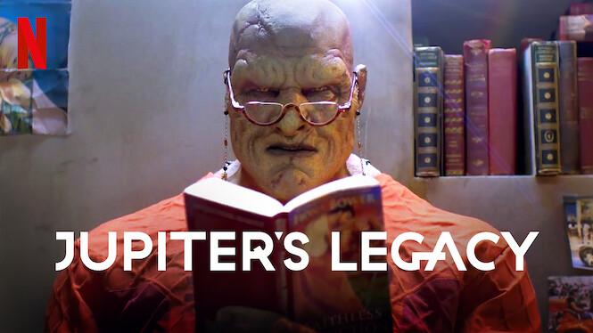 Jupiter's Legacy on Netflix UK