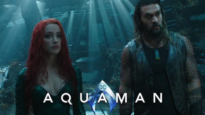 Aquaman on Netflix UK