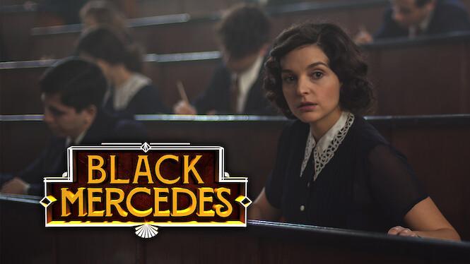 Black Mercedes on Netflix UK