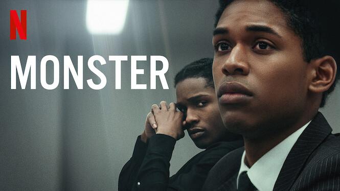 Monster on Netflix UK