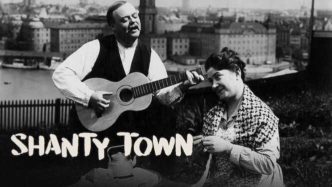Shanty Town on Netflix UK