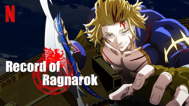 Record of Ragnarok on Netflix UK