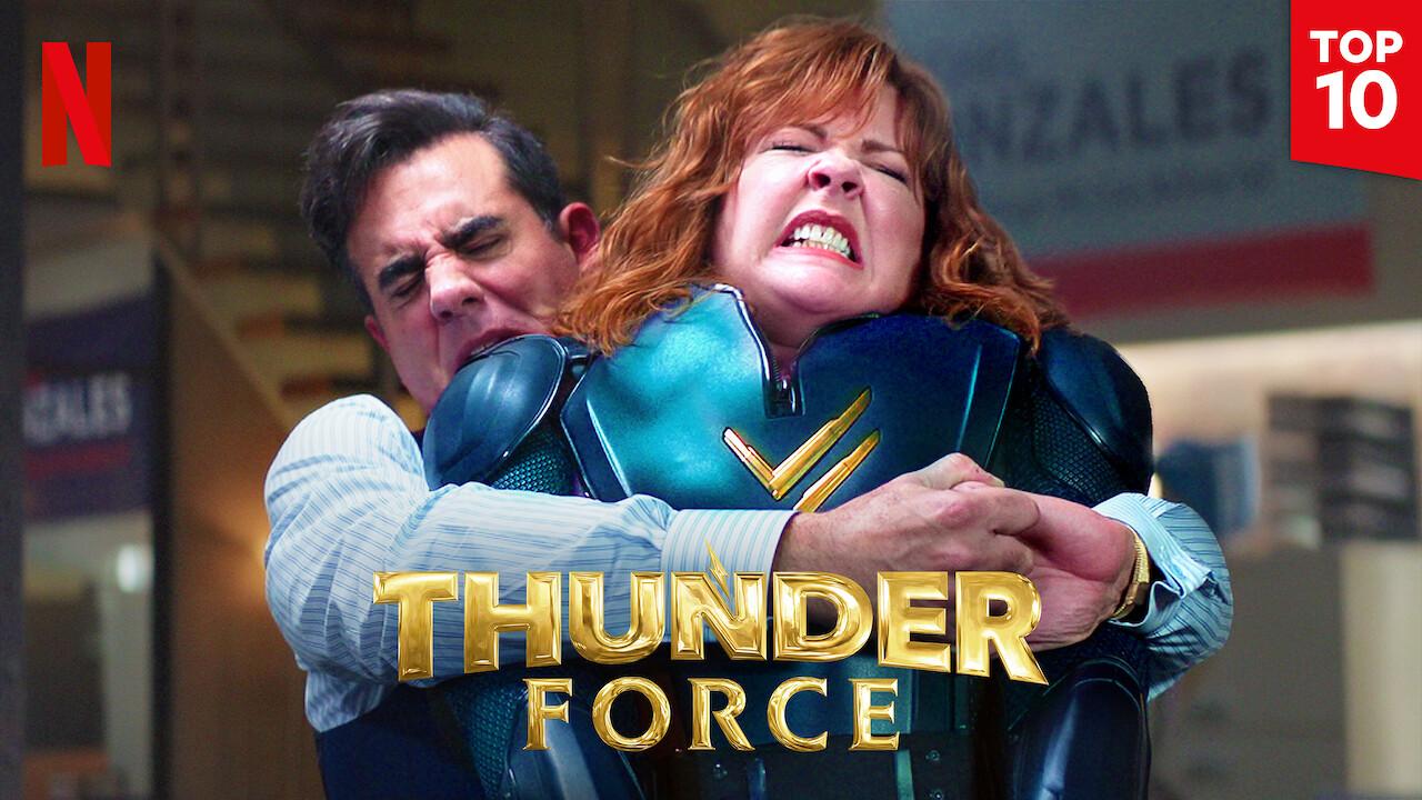 Thunder Force on Netflix UK
