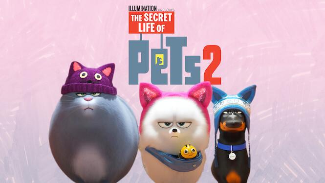 The Secret Life of Pets 2 on Netflix UK