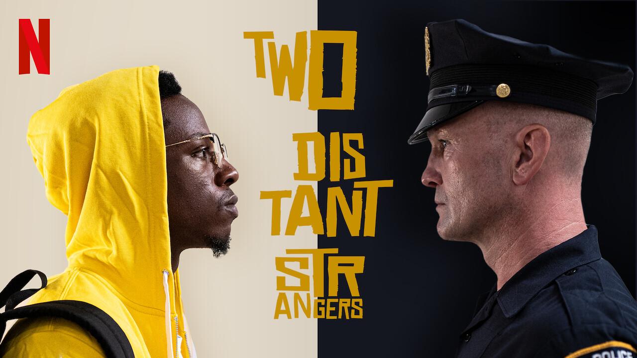 Two Distant Strangers on Netflix UK