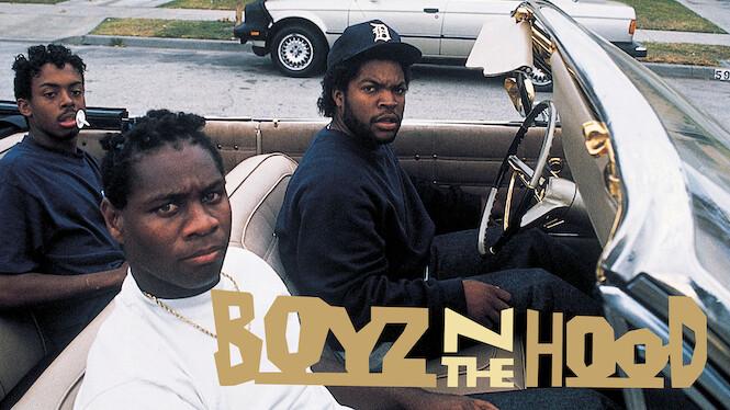 Boyz n the Hood on Netflix UK