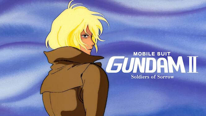 Mobile Suit Gundam II: Soldiers of Sorrow on Netflix UK