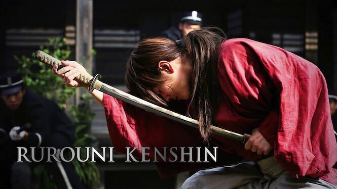 Rurouni Kenshin: Origins on Netflix UK