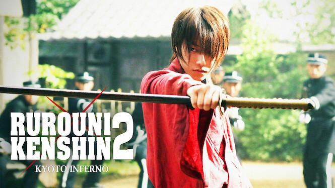 Rurouni Kenshin: Kyoto Inferno on Netflix UK