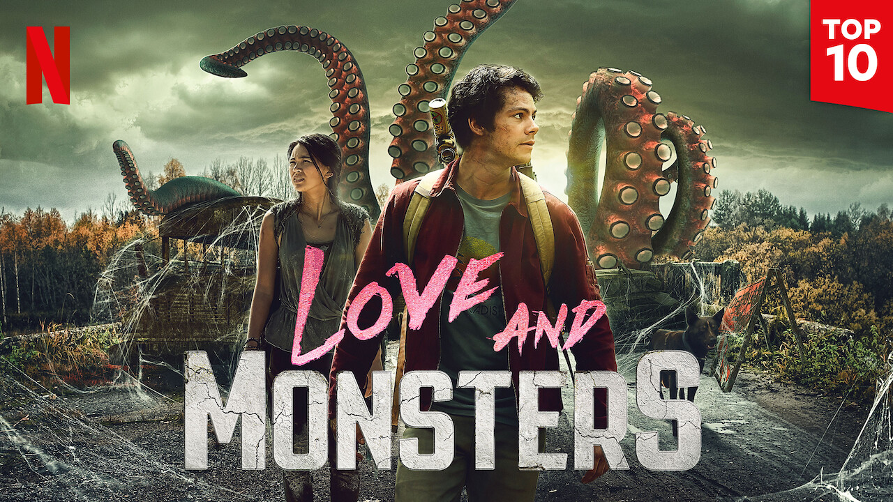 Love and Monsters on Netflix UK