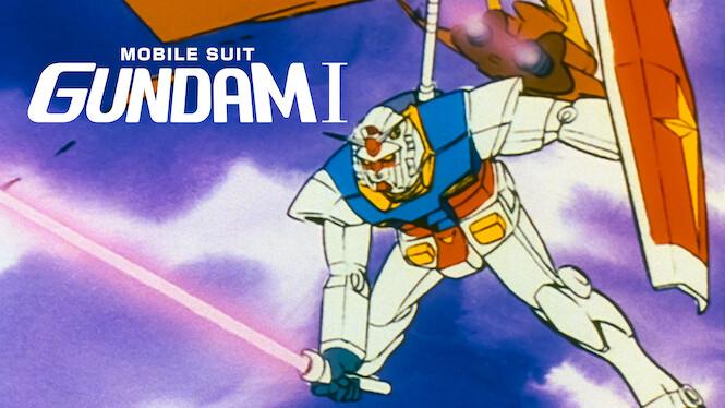 Mobile Suit Gundam I on Netflix UK