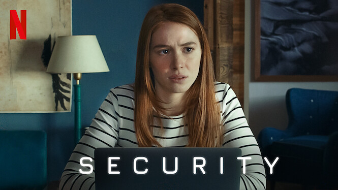 Security on Netflix UK