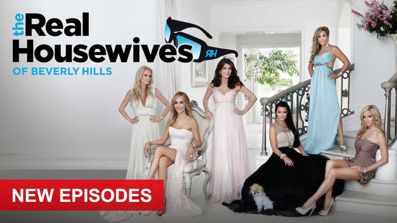 The Real Housewives of Beverly Hills on Netflix UK
