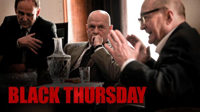 Black Thursday on Netflix UK