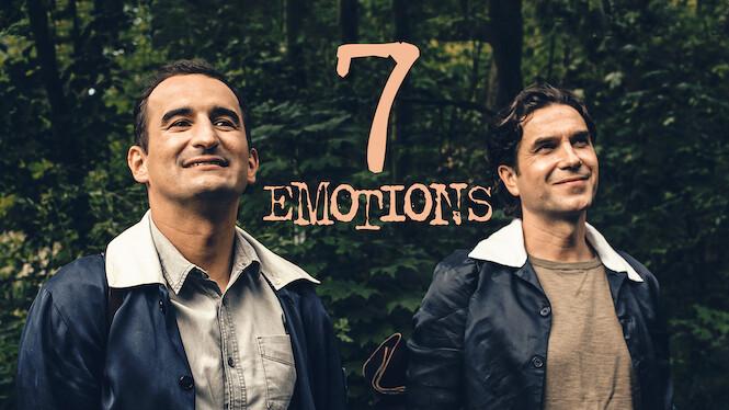 7 Emotions on Netflix UK