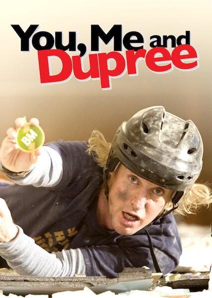 You, Me and Dupree on Netflix UK