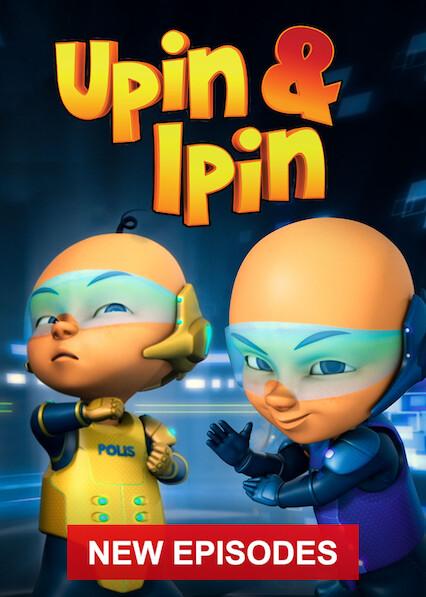 Upin & Ipin on Netflix