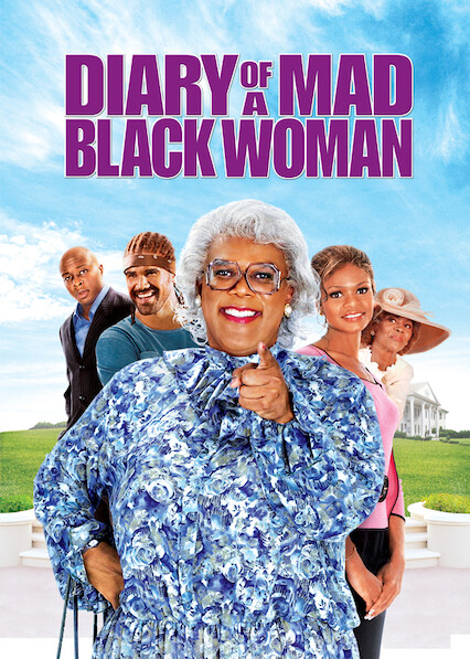 Diary of a Mad Black Woman on Netflix UK