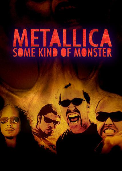 Metallica: Some Kind of Monster on Netflix UK