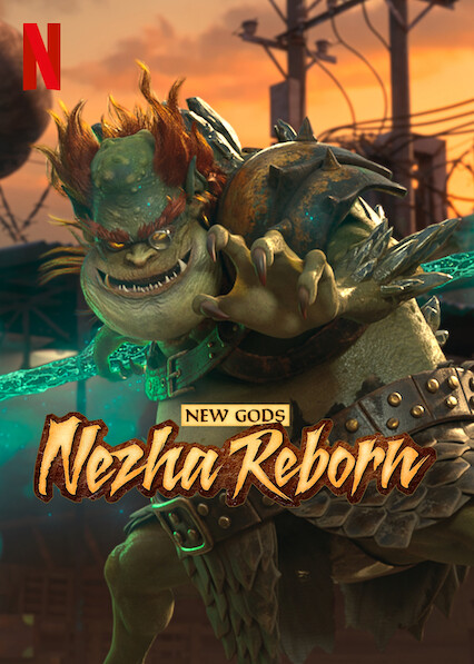 New Gods: Nezha Reborn on Netflix UK