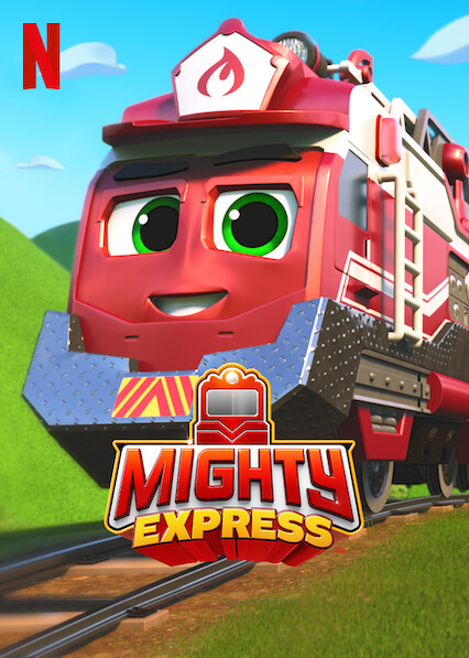 Mighty Express on Netflix UK