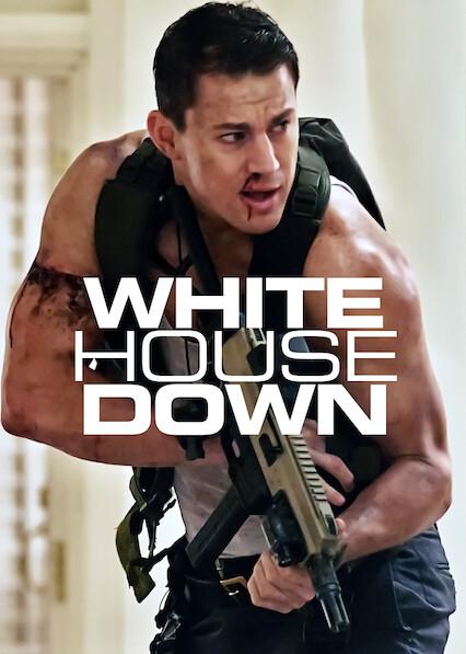 White House Down on Netflix UK