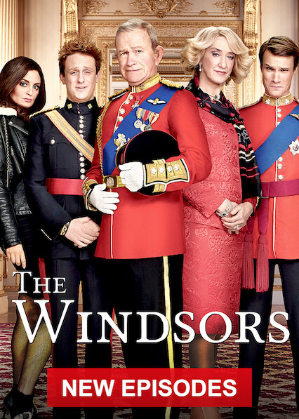 The Windsors on Netflix UK