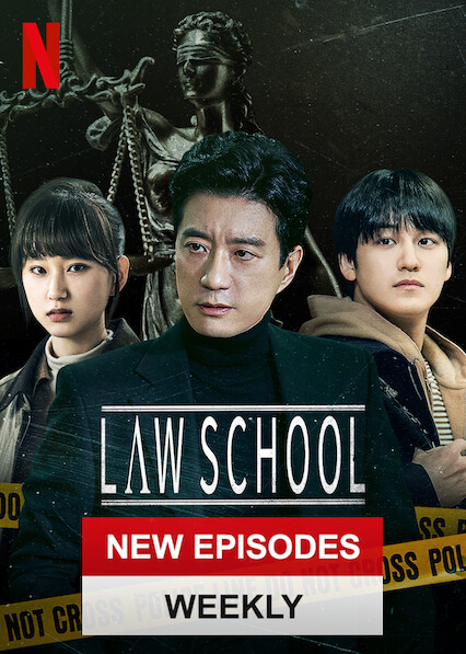 Law School on Netflix UK